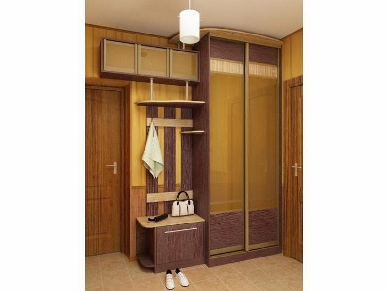 Шкафы для маленькой прихожей дизайн.